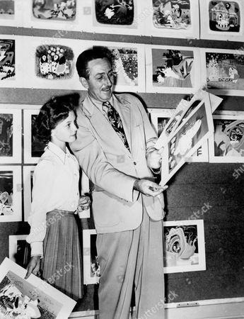 Kathryn Beaumont, Walt Disney