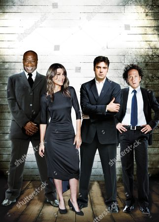 Stock Picture of Michael Clarke Duncan, Jennifer Esposito, Ron Livingston, Rob Schneider