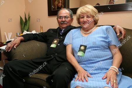 Enrique Longoria and Ella Longoria