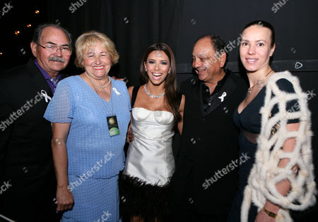 Editorial picture of BACKSTAGE AT THE ALMA AWARDS, THE SHRINE AUDITORIUM, LOS ANGELES, AMERICA - 07 MAY 2006