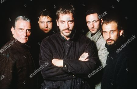 Jose Sancho, Alberto San Juan, Javier Bardem, Ernesto Alterio, Eduard Fernandez