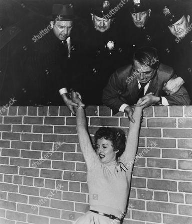 Barbara Stanwyck, Gary Merrill