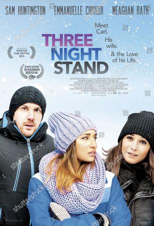 Editorial image of Three Night Stand - 2013