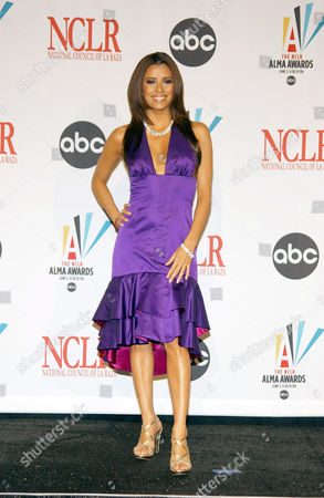 Editorial image of THE ALMA AWARDS AT THE SHRINE AUDITORIUM, LOS ANGELES, AMERICA - 07 MAY 2006