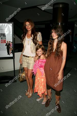 Hilary Shepard and children