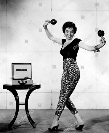 Stock Picture of Linda Cristal