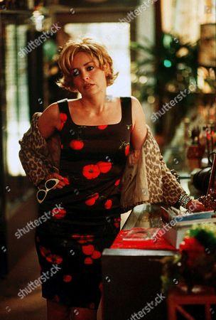 Stock Image of Sharon Stone