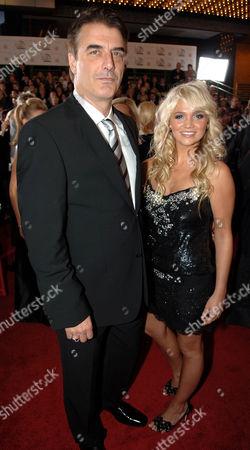 Chris Noth and Stephanie McIntosh