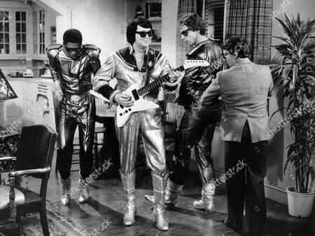 Hamilton Camp, Roy Orbison, Richard Gilliland, Hamilton Camp