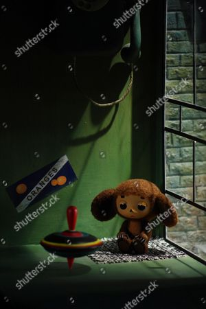 Stock Image of Cheburashka (2010)