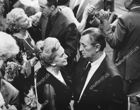 Deborah Kerr, Robert Mitchum