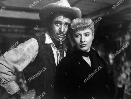 Gilbert Roland, Barbara Stanwyck