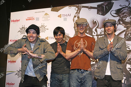 Editorial photo of MTV ASIA AWARDS 2006 PRESS CONFERENCE, BANGKOK, THAILAND - 05 MAY 2006
