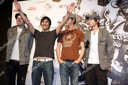 Editorial picture of MTV ASIA AWARDS 2006 PRESS CONFERENCE, BANGKOK, THAILAND - 05 MAY 2006
