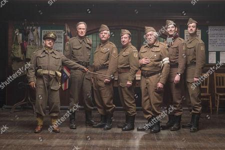 Toby Stephens, Bill Nighy, Tom Courtenay, Bill Paterson, Michael Gambon, Blake Harrison, Daniel Mays