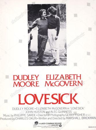 Dudley Moore, Elizabeth McGovern
