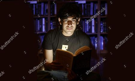 Editorial photo of The Internet's Own Boy - The Story Of Aaron Swartz - 2014