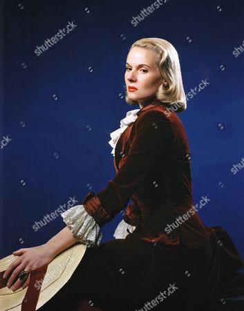 Stock Photo of Ann Todd