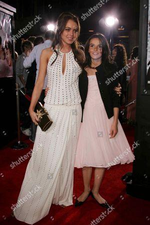 Lindsay Lohan and sister Aliana Lohan