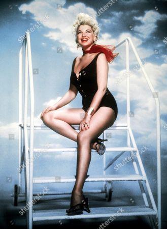 Editorial picture of Barbara Nichols - 1959