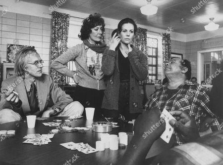 Stock Photo of Donald Hotton, Delia Salvi, Natalie Wood, Sydney Lassick
