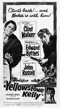Clint Walker, Ed Byrnes