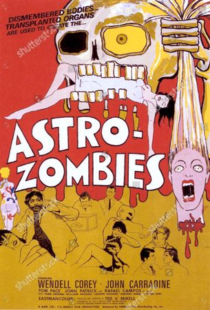 Editorial image of The Astro-Zombies - 1968