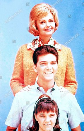 Donna Reed, Paul Petersen, Patty Petersen