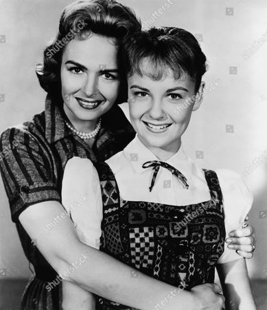 Shelley Fabares, Donna Reed