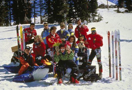 Paul Feig, George Lopez, Roger Rose, Sean Gregory Sullivan, Yvette Nipar, Leslie Jordan, Steve Hytner, T K Carter