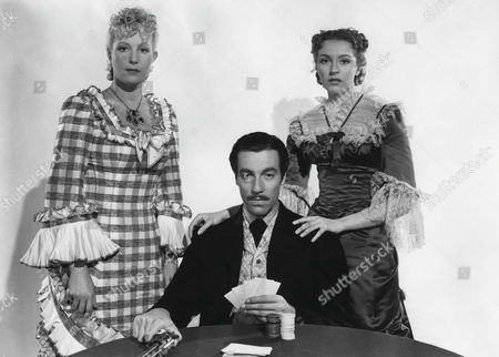 Binnie Barnes, Cesar Romero, Nancy Kelly