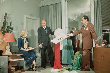 Stock Photo of June Haver, Charles Lemaire, Rene Hubert
