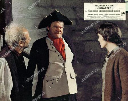 Donald Pleasence, Jack Hawkins, Lawrence Douglas