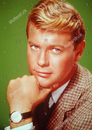 Editorial photo of Troy Donahue