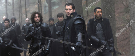 Editorial photo of The Last Knights - 2015