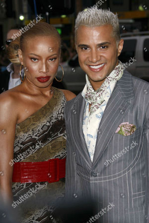 Stacey McKenzie and Jay Manuel