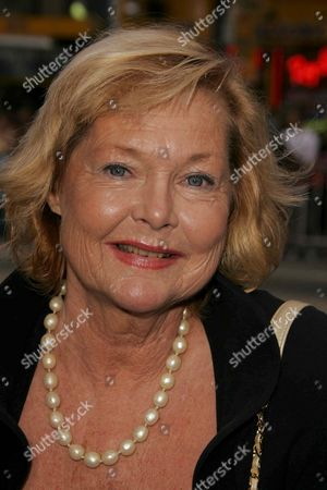 Stock Image of Carol Lynley