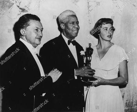 Jean Hersholt, James Baskett, Ingrid Bergman