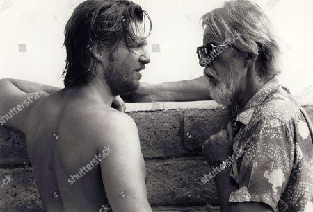 Jeff Bridges, Hal Ashby