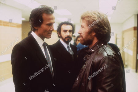 Henry Silva, Chuck Norris