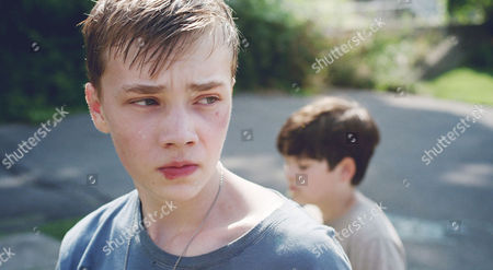 Stock Picture of Charlie Plummer, Cory Nichols