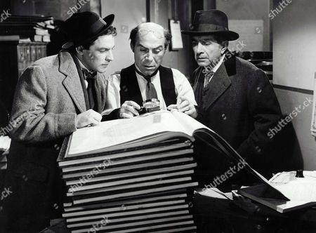 Gene Kelly, Mario Siletti, J. Carrol Naish