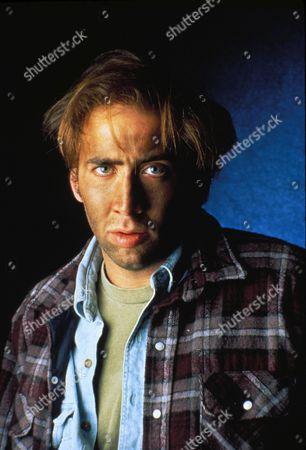 Stock Photo of Nicolas Cage