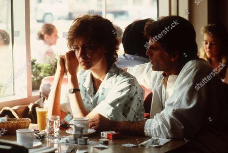 Stock Photo of Christine Lahti, Ted Danson