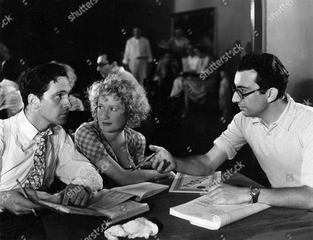 Stock Picture of Fredric March, Miriam Hopkins, Rouben Mamoulian