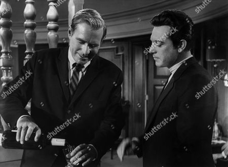Phil/Philip Carey, Paul Burke