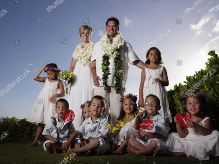 Stock Picture of Jonathan Gosselin, Kate Gosselin