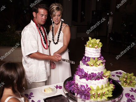 Stock Photo of Jonathan Gosselin, Kate Gosselin