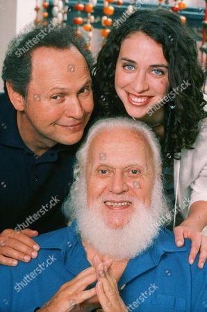 Billy Crystal, Bernhardt Crystal, Lindsay Crystal