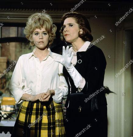 Jane Fonda, Rosemary Murphy